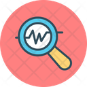 Productive Analytics Inspection Discover Icon