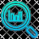 Analytics Analysis Bargraph Icon