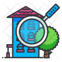 Search apartment Icon