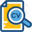 Search Applicant Icon