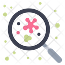 Health Pollution Bacteria Icon