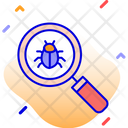 Search Test Virus Test Icon