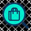 Search Bag Icon
