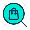 Search Bag Icon