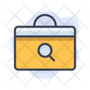 Airport Bag Search Icon