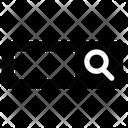 Search Bar Explore Online Icon
