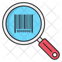 Search Barcode Find Icon