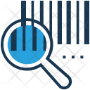 Search Barcode Icon