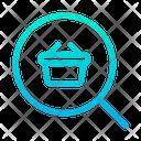 Search Basket Icon
