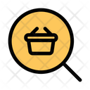Search Basket Icon