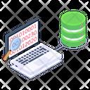 Binary Coding Search Binary Binary Storage Icon