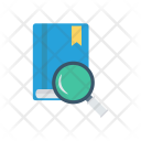 Search Book Education Icon