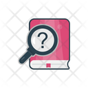 Search Book Icon