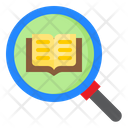Learning Ebook Book Icon