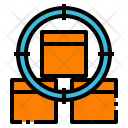 Search Box Packaging Icon