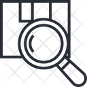 Search Box Box Detail Search Package Icon