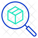 Search Logistics Search Box Search Package Icon