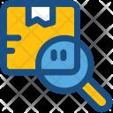 Search Box Find Icon