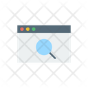 Search Browser Icon
