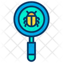 Bug Bug Search Bug Tracking Icon
