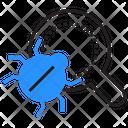 Virus Scan Bug Icon