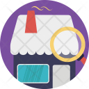 Search Building Icon