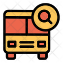 Search Bus Icon