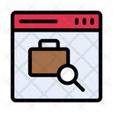 Search Business Icon