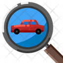 Search Car Icon