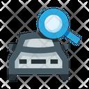 Search Car Icon
