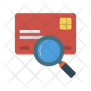 Search Credit Card Icon