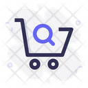 Cart Search Find Icon