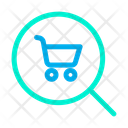 Cart Find Search Icon