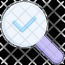Search Check Icon