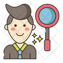 Client Conversion Analysis Icon