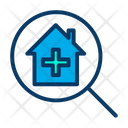 Search Find Clinic Icon