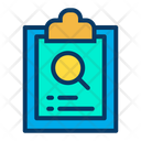 Search Clipboard Searching Icon