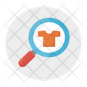 Search Cloth Shopping Icon