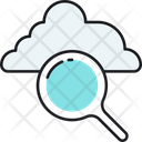 Mcloud Search Icon