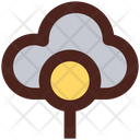 Search Cloud Icon