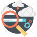 Cloudsearch Technology Advance Icon