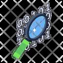 Search Binary Binary Code Search Code Icon