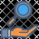Search Coin Icon