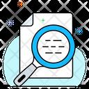 Search Content Search Keyword Doc Search Icon