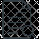 Search Content Seo Icon