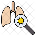 Corona Search Liver Icon
