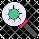 Search Lab Corona Icon