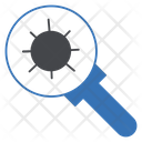Search Lab Corona Icon