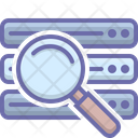 Data Find Search Icon
