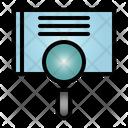 Search Data Ransack Icon